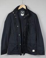 G-STAR SANDHURST JKT Men's LARGE Nylon Shell City Jacket 17194_JS