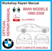 BMW TIS Workshop Service Manual + Wiring Diagrams1990-2008