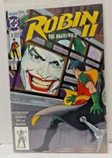 Robin II (2) the Joker's Wild (1991) DC - #3, Newsstand Variant