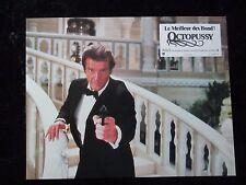 Octopussy lobby cards/stills - Roger Moore - James Bond 007