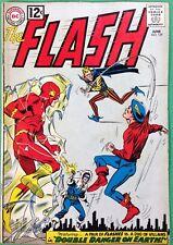 FLASH (1959) #129 VG+(4.5) 1st SA app GA Green Lantern Hawkman Atom Black Canary