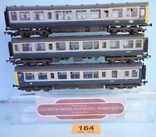 HORNBY 'OO' GAUGE R2073 BR CLASS 110 3 CAR DMU TRAIN PACK BOXED #164O