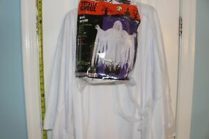 Halloween Costume Evil Spirit Apparition Ghost Ages 8 14 Boys L  Totally Ghoul