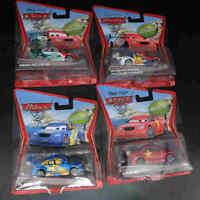 Disney PIXAR Cars 2 Super Chase MEMO ROJAS JR/ RUSSIAN RACER/ LONG GE/ FLASH