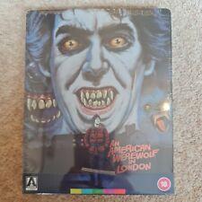 AN AMERICAN WEREWOLF IN LONDON - Blu-ray ( STEELBOOK ) Limited Edition SEALED