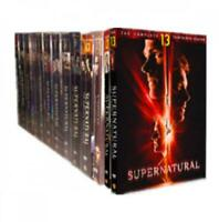 Supernatural The Complete Series Season 1-13 DVD New Sealed Priority ships Free