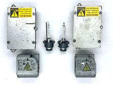 2x OEM 06-09 Range Rover Sport Xenon Light Ballast Bulb Socket Igniter D2S Bulb