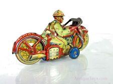 Indian Motorcycle Japanese Tin Toy