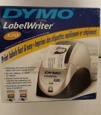 Dymo Labelwriter 320 NEW opened Box label printer office home shipping