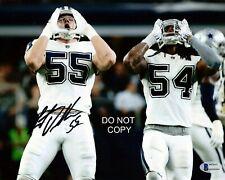 Leighton Vander Esch Signed 8x10 Autographed REPRINT PHOTO Cowboys RP