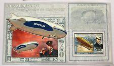Congo - MNH - Zeppelin  Air Ship - One miniature sheet-#1932