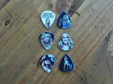 12x CARRIE UNDERWOOD electric or acoustic guitar plectrums picks New x Country