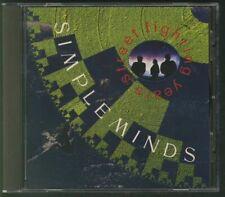 SIMPLE MINDS Street Fighting Years 1989 CD MINDSCD1 mandala day NIMBUS MASTER