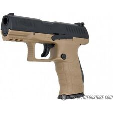 Umarex T4E Walther PPQ .43 Cal Paintball Pistol BLACK/DARK EARTH