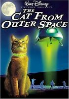 The Cat From Outer Space [New DVD]