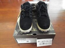 Limited Rare PUBLISH X TIMBERLAND Classic Oxford Black Suede Boots size: 10