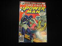 Power Man #33 (Jul 1976, Marvel) HIGHER GRADE