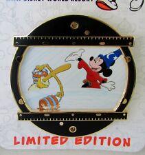 Disney Animation Celebration Event Pin Fantasia Sorcerer Mini Jumbo LE 500 WDW