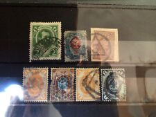 Classic  Russia collection lot all with  St Petersburg cancellations