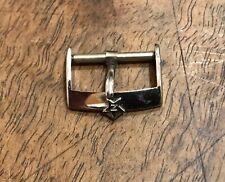 Zenith Fibbia Buckle Orologio Zenith Vintage 18mm NOS per Zenith El Primero