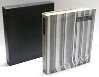 Paolo Portoghesi - Borromini - Architettura come linguaggio - 1^ ed. 1967