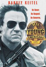 The Young Americans ~ Harvey Keitel ~ DVD ~ FREE Shipping USA
