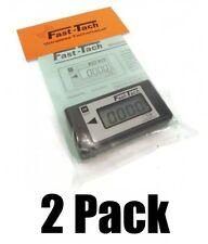 (2) OEM TINY TACH WIRELESS HANDHELD TACHOMETERS Fast Tach for Chainsaws Trimmers