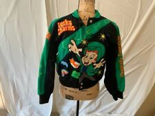Lucky Charms General Mills Kids Jacket Size Large