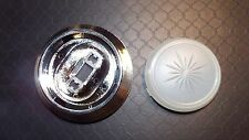 1971-1972-1973-1974-1975-1976-1977-81 IMPALA Dome Light Lens & chrome bezel base