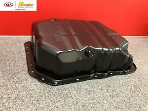 NEW GENUINE KIA OIL PAN FOR 2.4L & 2.0T ENGINES  21510 2G500