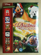 DISNEY CHRISTMAS COLLECTION - 6 MOVIE COLLECTION - BRAND NEW DVDS