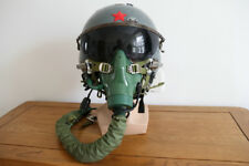 a078c5fbed Retired Air Force MiG-21 Fighter Pilot Helmet