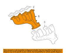 Chevrolet GM OEM 05-13 Corvette-Exhaust Manifold 12603760