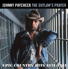 Johnny Paycheck : The Outlaw's Prayer: Epic Country Hits 1971-1981 CD (2012)