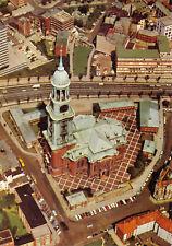 AK, Hamburg, Hauptkirche St. Michaelis und Umgebung, Luftbild, 1977