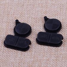 2pcs Car Replacement 3 Buttons Remote Key Pad Fit for BMW 3 5 7 M3 M5 X5 Z3 Z8