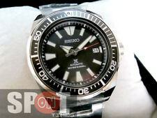 Seiko Samurai Prospex Diver Stainless Steel Men's Watch SRPB51K1