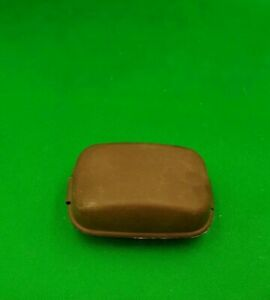 EAST GERMAN/DDR/NVA official soldier issue brown plastic soap container