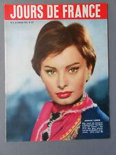 ►JDF 167/1958 - SOPHIA LOREN - MARIA MENEGHINI CALLAS - JAYNE MANSFIELD