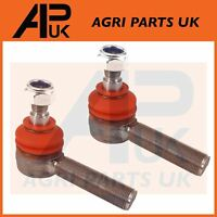 2 X Steering Tie Track Rod Ends David Brown 770 780 850 880 885 950 990 Tractor