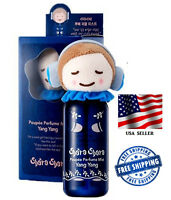 Perfume Mist Yang-Yang 120ml, Natural Ingredients for Face,Body,Hair, Cute Doll