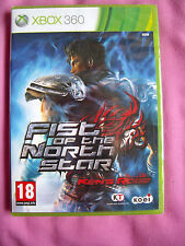 Fist of The North Star - Puño de la estrella del Norte - Xbox 360 - Nuevo España
