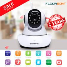 720P HD Wireless Wifi IP Camera IR Security Webcam Baby/Pet Monitor CAM Pan Tilt