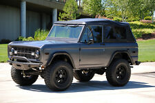 1971 Ford Bronco SUV