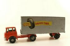 Matchbox Lesney - Major Pack n°2 - Bedford Tractor + York Freightmaster Trailer