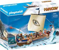 Playmobil History Set 70466 Jason and the Argonauts Greek Mythology NEW