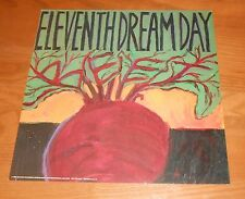 Eleventh Dream Day Poster 2-Sided Flat Square 1989 Promo 12x12 Rare