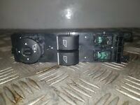 FORD FIESTA ZETEC MK7.5 WINDOW AND MIRROR SWITCH F1ET14A132FB OSF DRIVERS FRONT