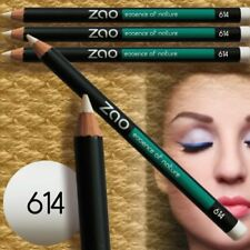Zao Make-up 614 WEISS Eyeliner-Stift für die Wasserlinie Naturkosmetik bio fair