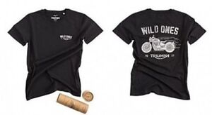 Triumph 'Wild Ones' T-Shirt \ Multiple Sizes Available \ MTSS17119
